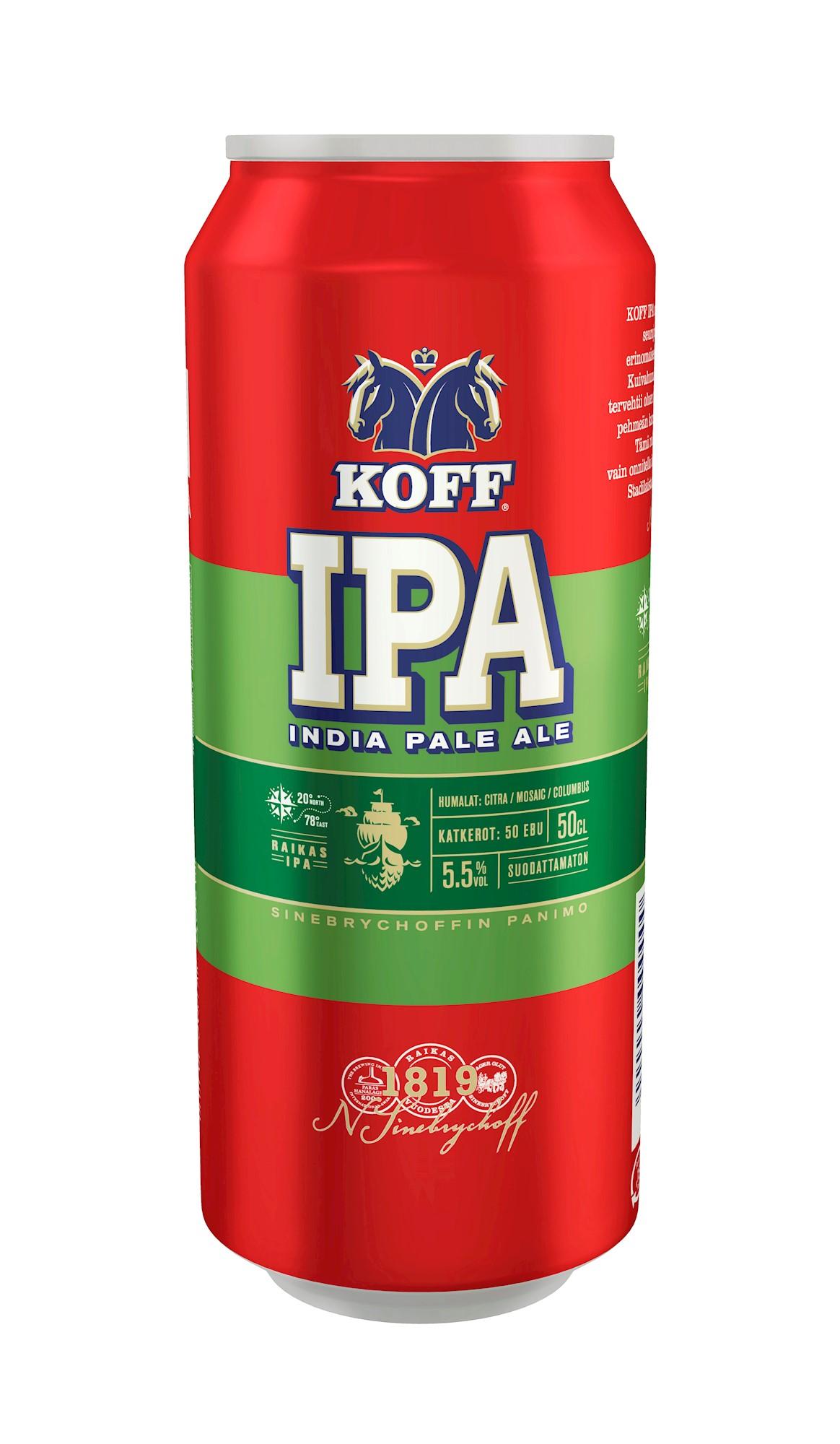 Koff Special Edition