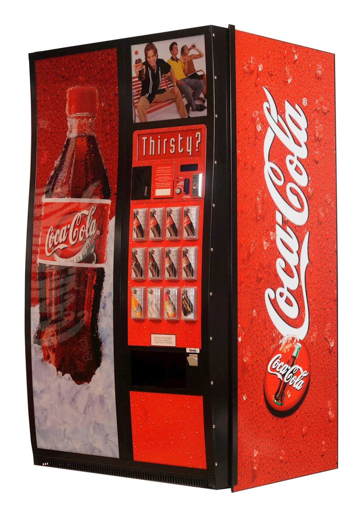 Coca Cola Automaatti